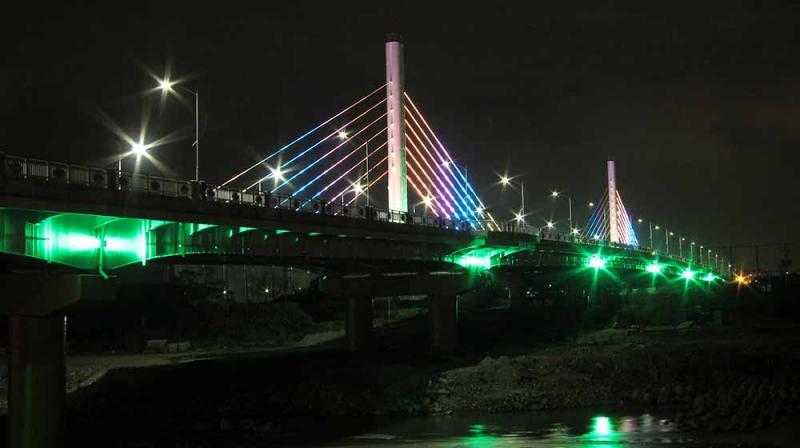 新竹溪洲橋
