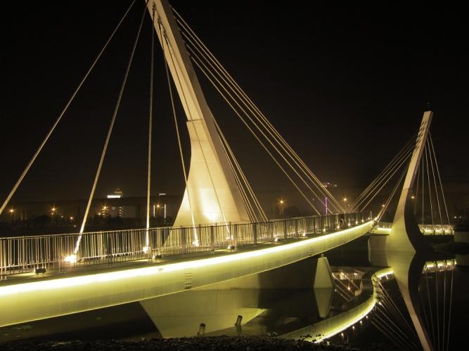 青塘園景觀橋